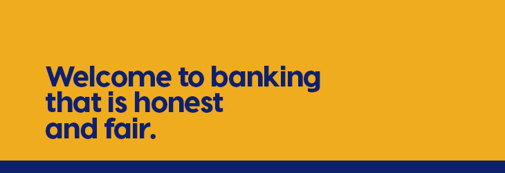 Welcome to a focused approach to banking